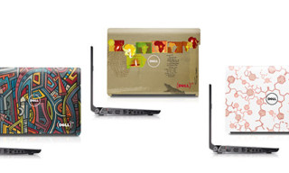 Dell Product Red Artist Series Laptops