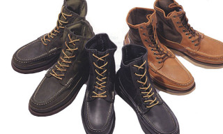 Deluxe x Russell Moccasin Boots