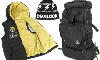 Devilock 12th Anniversary Items