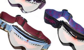Gordini Artist Series Goggles: Mark Gonzales / Chris Pastras / Andre Razo