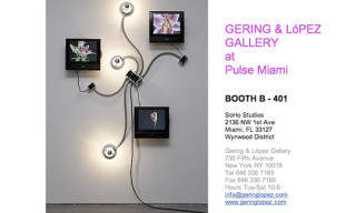 Gering And Lopez Gallery At Pulse Contemporary Art Fair, Miami