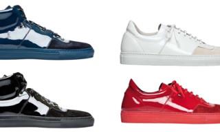 Guiliano Fujiwara Spring/Summer 2009 Sneakers