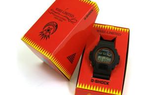 whiz x G-Shock DW-6900FS