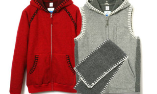 Head Porter Plus Stitch Fleece Collection