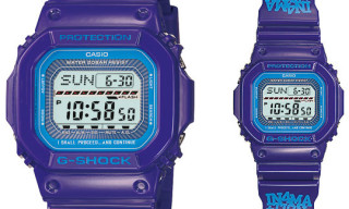 In4mation x G-Shock GLS-5600X | Purple Version