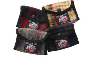 Johnson Woolen Mills Card Cases