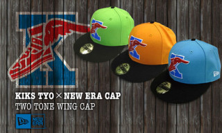 Kiks TYO x New Era | Two Tone Wing Cap