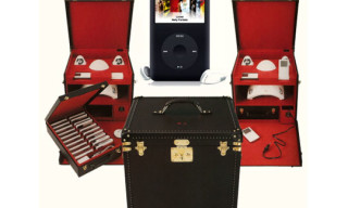 Custom Louis Vuitton iPod Case For Karl Lagerfeld