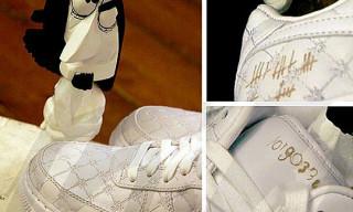 "Michael Lau x Nike Air Crazy Force 1 ""Psychiatric Ward"""