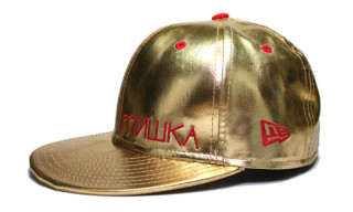 "Mishka NYC ""Gold Foil"" New Era Cap"