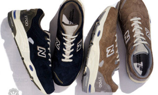 nonnative x New Balance 1700