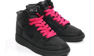 Nike Dunk Hi Vandal Premium Black/Black