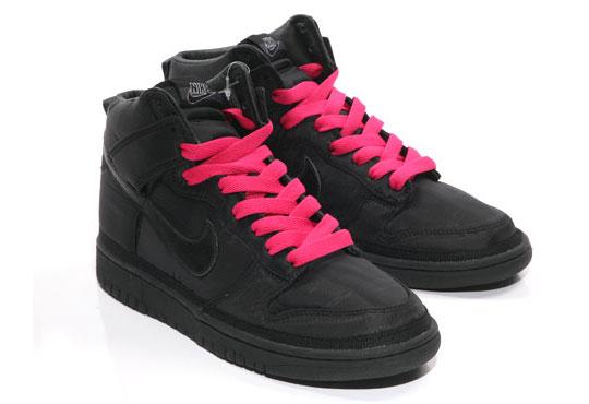 Nike Dunk Hi Vandal Premium Black Red  f6527bcb8