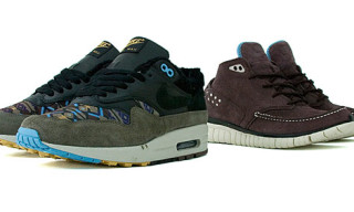 Nike Pendleton Pack | Air Max 1 & Free Hybrid Boot
