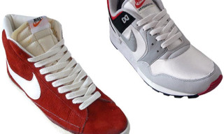 Nike Spring 2009 Footwear | Vintage Blazer, Air Structure, Air Tailwind