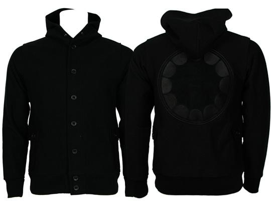 Really. black hoodie sweatshirt template something