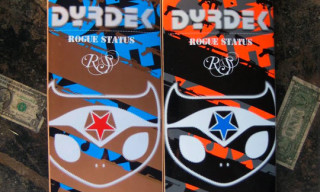 "Rogue Status x Alien Workshop ""Rob Dyrdek"" Pro Model Decks"