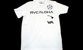 RVCA x Aloha Army T-Shirt