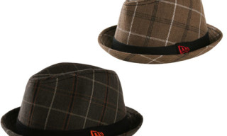 Stussy x New Era Wool Fedora Hats