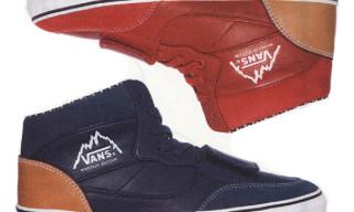 Vans x Supreme   Mountain Edition & Old Skool