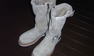 Visvim T.W.O. Boots Folk