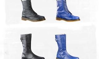 Yohji Yamamoto x Dr. Martens Fall/Winter 2008 Footwear