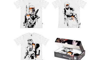 "Addict x Star Wars ""Outline Series"" T-Shirts"