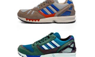 adidas Spring 2009 | ZX7000, ZX8000, ZX9000