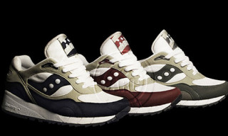 A.R.C. x Saucony Shadow 6000 | New Colorways