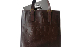 Assouline x Cole Haan Leather Bag