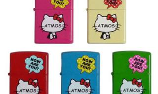Atmos x Hello Kitty Zippo