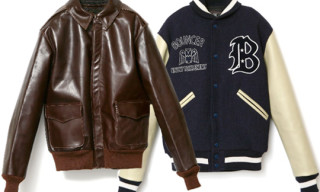 Bouncer Fall/Winter 2008 Jackets | A-2 Jacket & Award Jacket