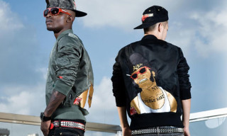 Double Hard x A.L.I.E.N. Capsule Collection