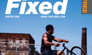 Fixed Magazine Issue 2 Released | Winter 2008