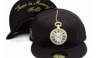 "Frank151 ""Time Is Money"" New Years 2008 New Era Cap"