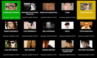 Honeyee Blogs Relaunch | Nigo, Tetsu Nishiyama, Neil Hartmann