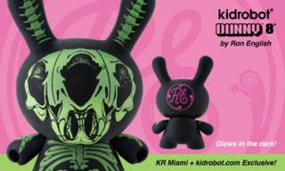 Kidrobot x Ron English 8″ Dunny