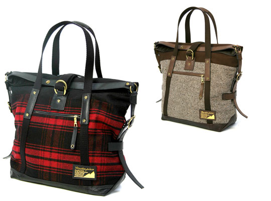 Master-Piece Fall/Winter 2008 Tote Bags   Highsnobiety