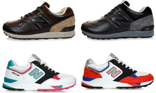 New Balance Spring 2009 Footwear   M576, M850 & 455