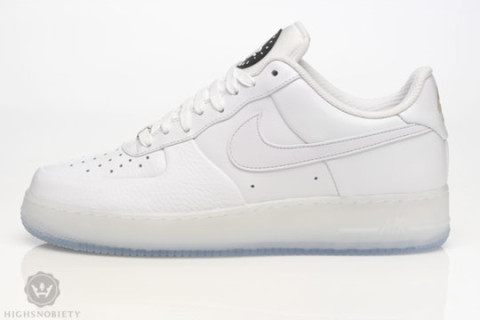 """Next Spring another highlight is coming from the Nike Sportswear collection  – the """"Air Hurrache"""" Air Force 1. The sneaker comes in all white, ..."""