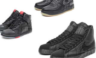 More Black Nike's | Blazer Hi, Dunk Hi, Air Force 1