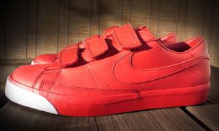 Nike Blazer Low Velcro Lux