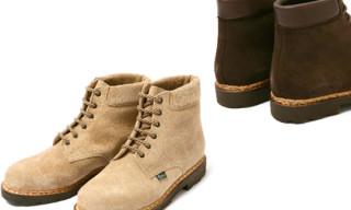 """Paraboot """"Stuart"""" Boots For Nonnative"""