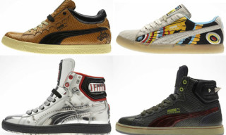 Puma Japanese Monster Pack | First Round, Clyde, Stepper, Puma Mid