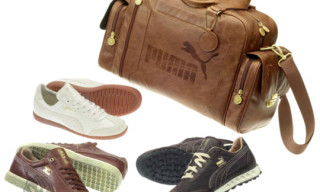 Puma Spring 2009 Vintage Leather Pack