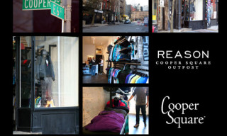 Reason Cooper Square Flagship Store