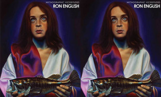 "Ron English ""Mythographic Vicissitudes"""