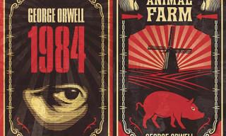 Shepard Fairey George Orwell Series