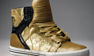 Supra Skytop | Limited Gold Edition