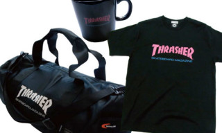 Thrasher x Gallery 1950 Collection